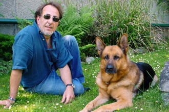 Franz Salmeyer und Inspector Rex