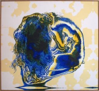 Salmeyer & Rumpo, Sitting Magali, 1996 (130 x 150 cm)
