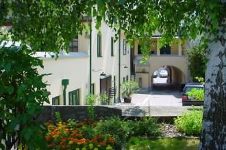 House, courtyard, garden – Bürgerhaus Salmeyer