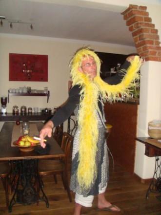 Dress to kill or dress to drink - Bürgerhaus Salmeyer