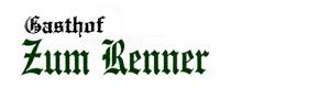 Logo Gasthof zum Renner