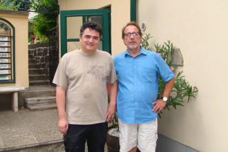 Matthias von Stegmann und Franz Salmeyer